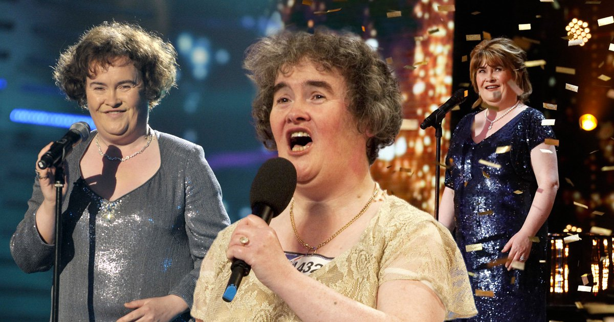 Desperate to meet Britain's Got Talent titan Susan Boyle? You're in luck