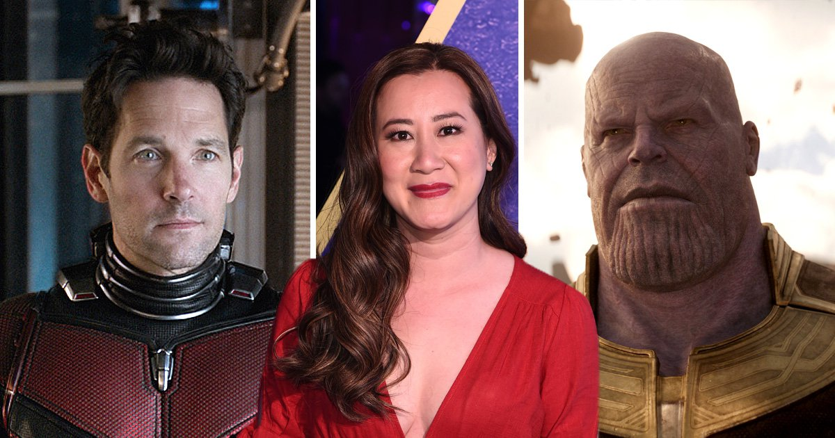 Avengers producer laughs off Ant-Man and Thanos Endgame 'butt theory' but we're serious