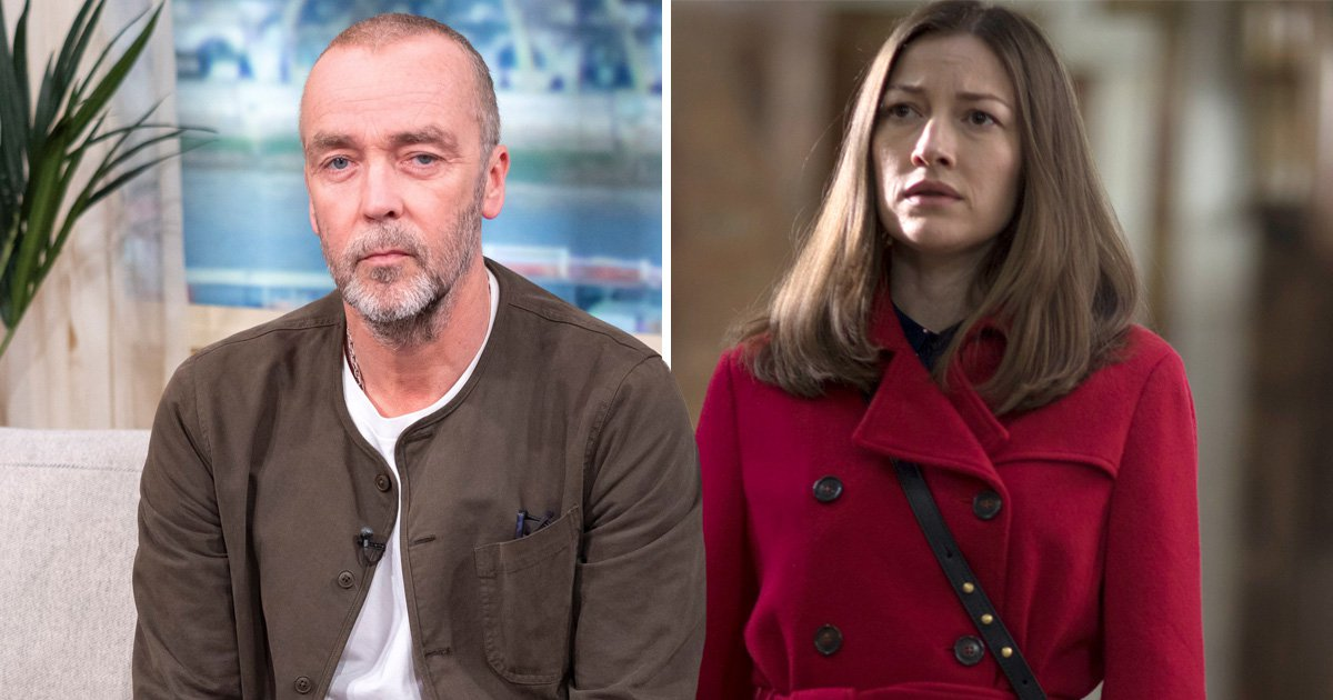 The Victim's Kelly MacDonald refused to socialise with John Hannah away from intense drama set