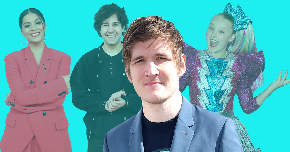 Bo Burnham concerned about YouTube being overtaken by vloggers: 'It's strange to me'