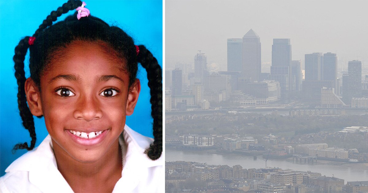 Medical link between asthma and toxic air 'proves my daughter was killed by pollution'
