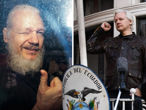 Julian Assange 'smeared poo over embassy walls', says Ecuadorian minister