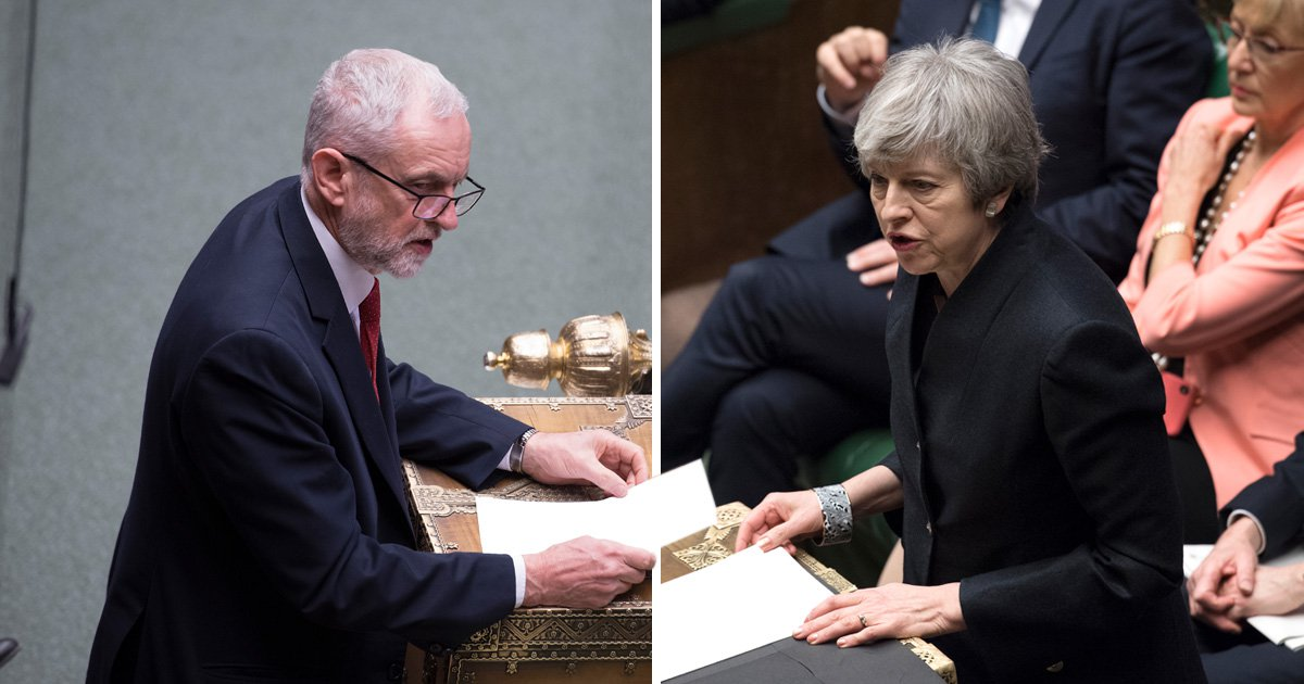 Brexit talks with Corbyn won't continue 'for the sake of it', May warns