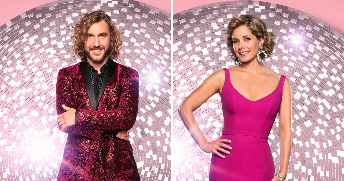 Seann Walsh jokes he's replacing Darcey Bussell as Strictly judge after Katya Jones kissing scandal