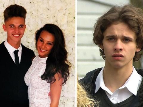 Who is Emmerdale star Joe Warren Plant's girlfriend Nicole Hadlow and how old is she?
