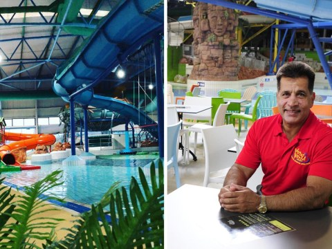 Water park owner slams paedophile fears over nude family swim as 'scaremongering'