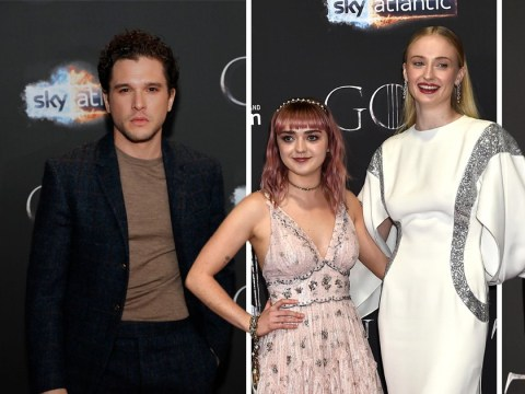 Game Of Thrones' Kit Harington, Sophie Turner and more serve looks at season 8 premiere