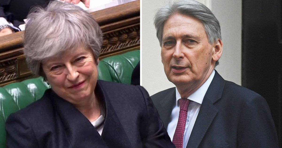 Theresa May 'is here to stay' as Brexit chaos rumbles on