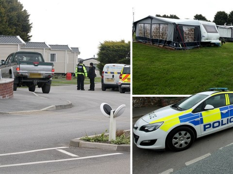 Boy, 9, mauled to death by 'bulldog' at holiday park