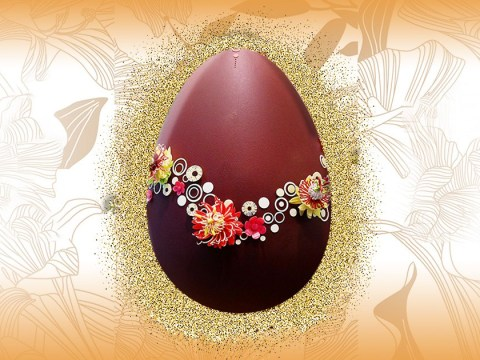 Godiva unveils £10,000 chocolate Easter 'Atelier' egg
