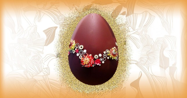 £10,000 Easter egg from Godiva