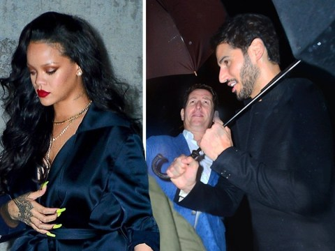Rihanna and boyfriend Hassan Jameel enjoy date night dinner in New York as fans call for new music