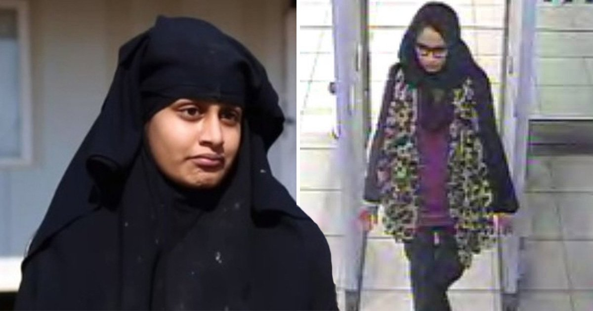Shamima Begum 'stitched suicide bombers into vests and carried rifle' while with Isis
