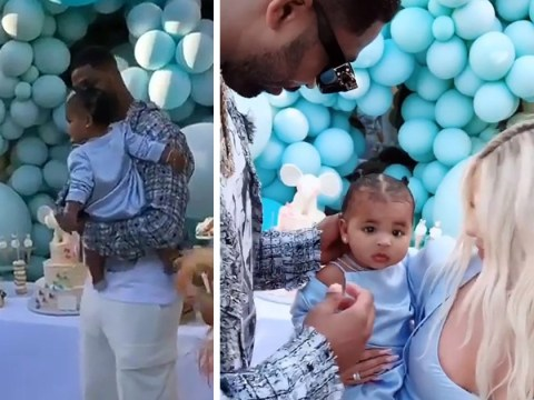 Khloe Kardashian admits daughter's lavish first birthday party was really for herself