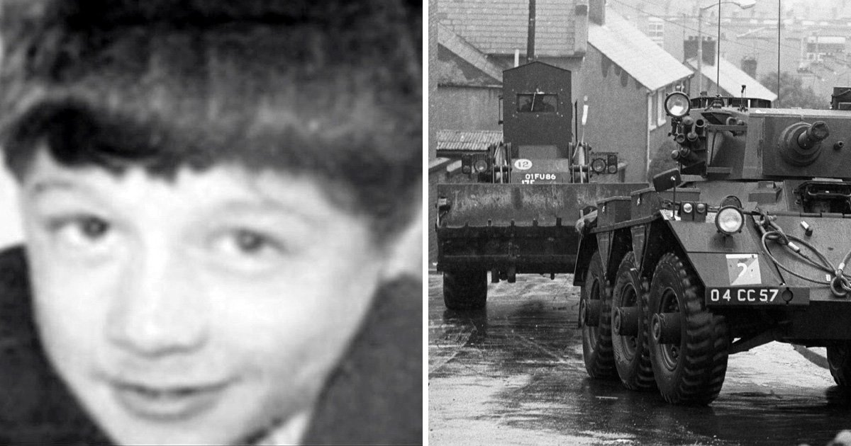 Ex-soldier to be charged with murder of boy, 15, who died 47 years ago