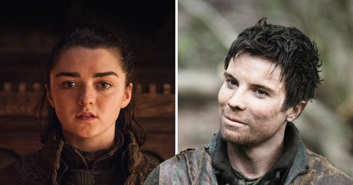 Arya and Gendry's romance will be the best love story in Game of Thrones
