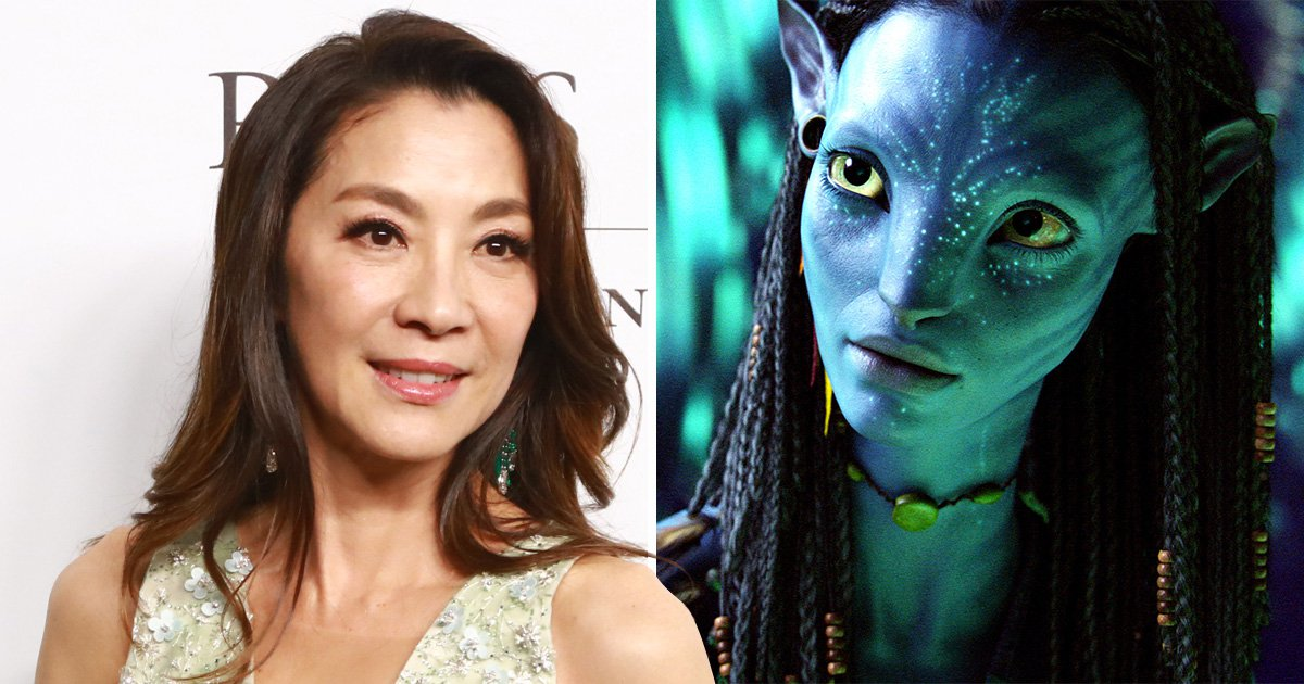Michelle Yeoh and Avatar