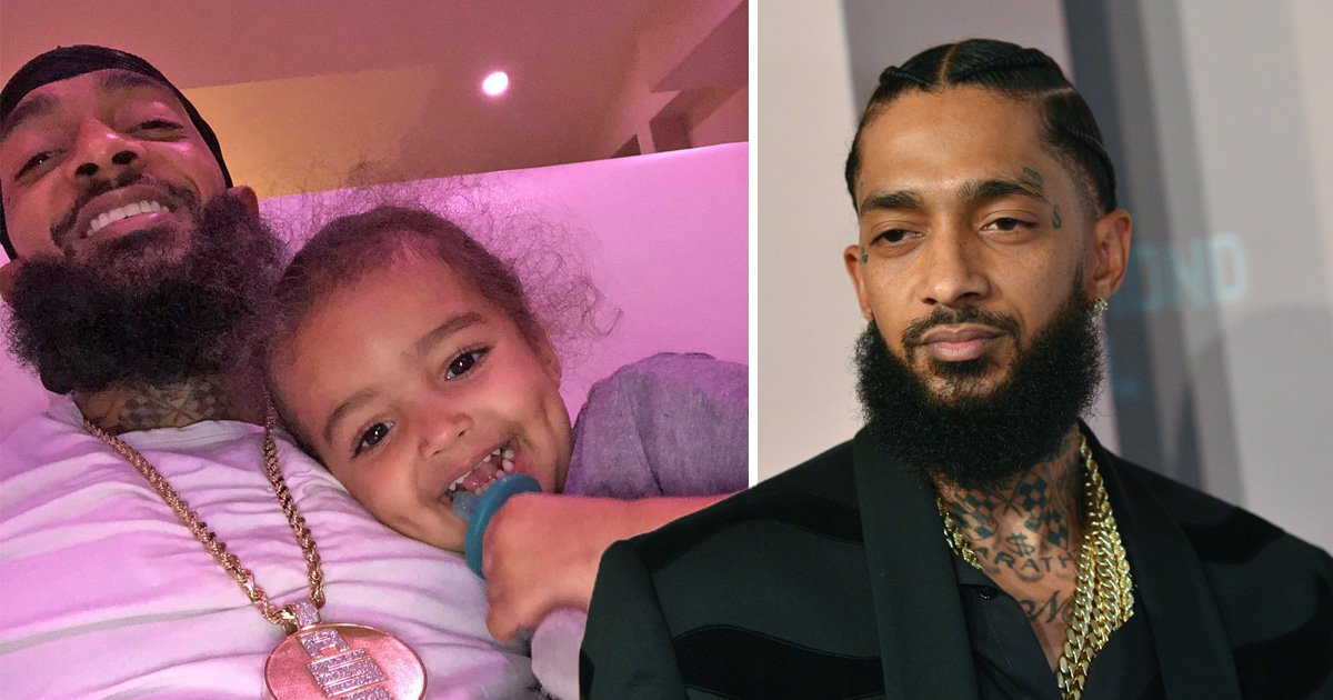 Nipsey Hussle's family kindly 'reject' Reggie Bush's $10,000 donation and fan fundraisers for rapper's kids