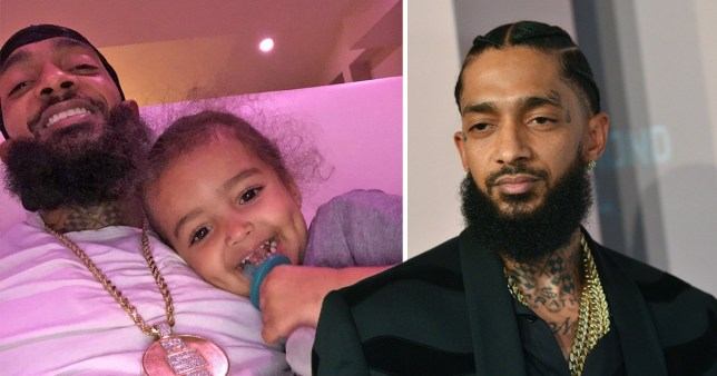 Nipsey Hussle's family kindly 'reject' Reggie Bush's $10K