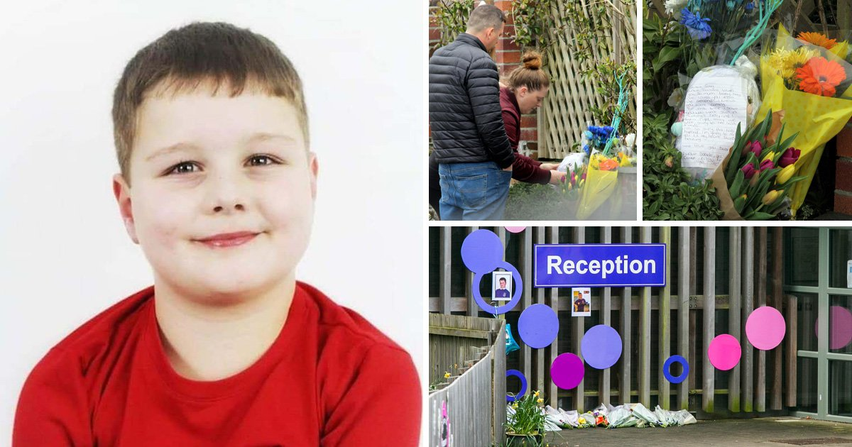 Tributes to boy, 9, mauled to death by dog during caravan holiday