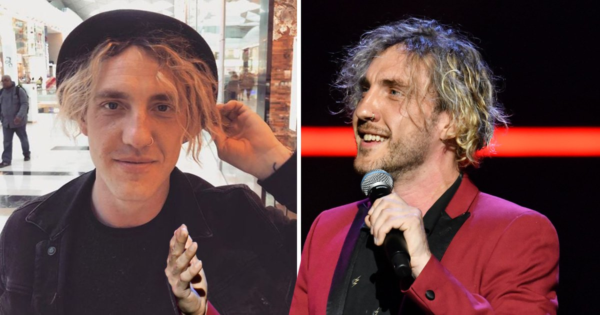Seann Walsh 'identifies as 15-year-old girl' as he shaves off beard after Strictly dig