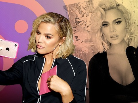 Khloe Kardashian confused as her Instagram account mysteriously switches to private