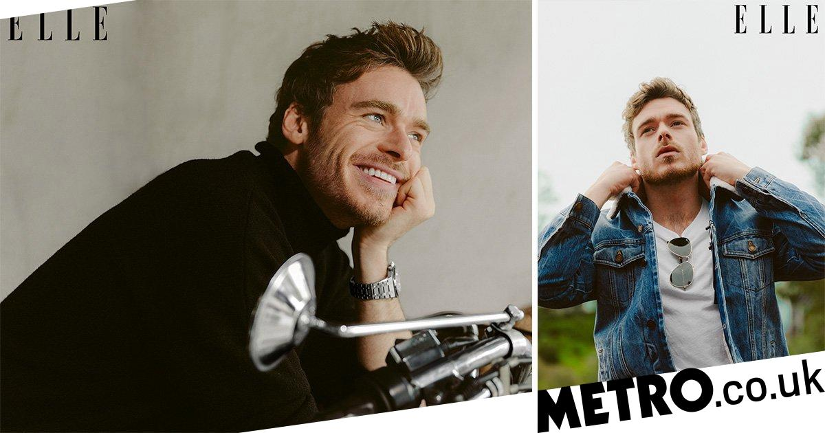 45cc36ff244 Richard Madden forgets he played Game Of Thrones  Robb Stark and doesn t  associate with character anymore