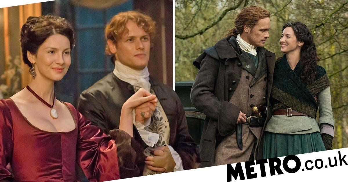 Outlander season 5 first look unveils 'wig upgrade' for Jamie Fraser