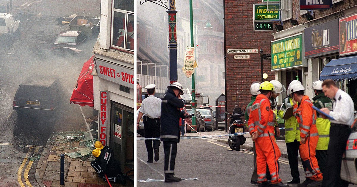 Different world 20 years on from Brixton bomb