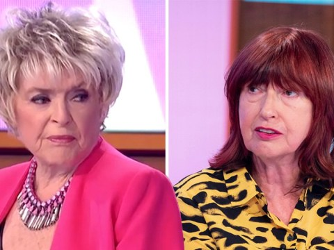 Janet Street-Porter admits to cannabis charges as she schools Gloria Hunniford in awkward drugs row