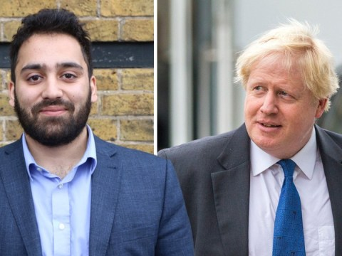 The Muslim immigrant 'ready to beat' Boris Johnson at the polls