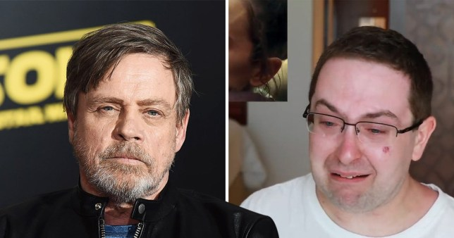 Mark Hamill and Eric Butts