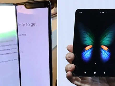 Samsung delays launch of £1,800 Galaxy Fold after review devices 'broke'