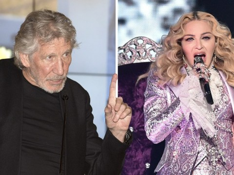 Madonna urged to pull out of Eurovision performance by Pink Floyd's Roger Waters