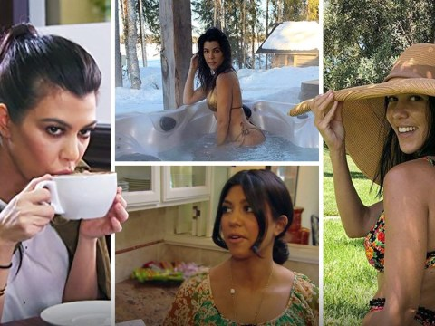 As Kourtney Kardashian turns 40, it's time to acknowledge that she's the best Kardashian
