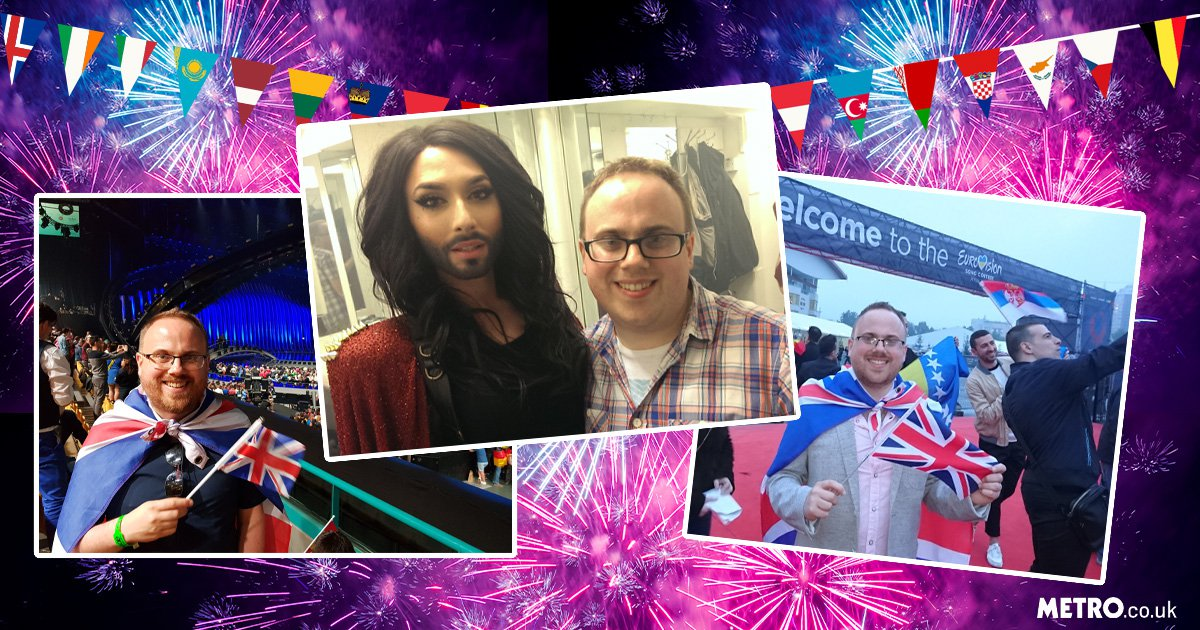 I'M YOUR BIGGEST FAN: Eurovision