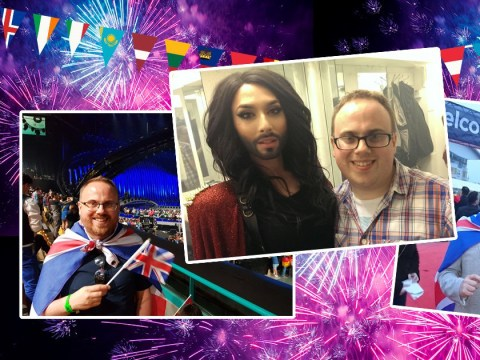 I'm Your Biggest Fan: Eurovision super fan who even brought it to his wedding – and claims UK has biggest fan club of them all