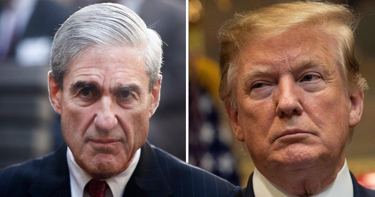 Robert Mueller's heavily redacted investigation into Donald Trump is released