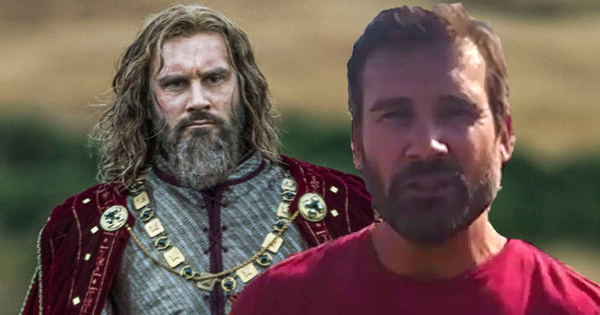 Vikings' Clive Standen sends heartwarming video to 'warrior' young boy, 9, fighting brain tumour