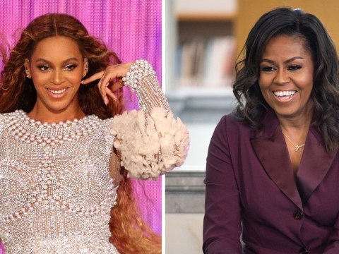 Michelle Obama gushes about Beyonce in emotional video following Netflix documentary Homecoming