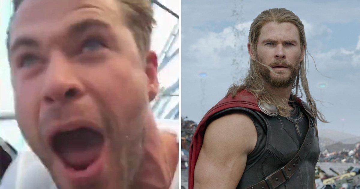Avengers: Endgame gang take on Disneyland as Chris Hemsworth reveals Thor doesn't do rollercoasters