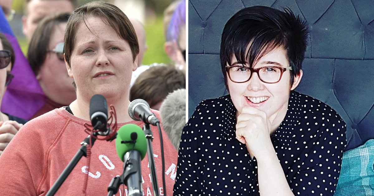 Sara Canning paid tribute to 'love of my life' Lyra McKee (Picture: Getty)