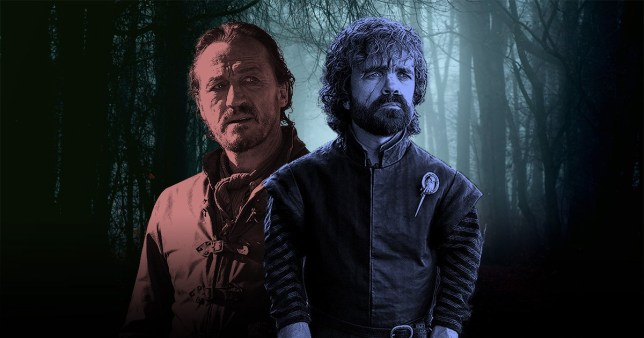 Game Of Thrones Tyrion Bronn