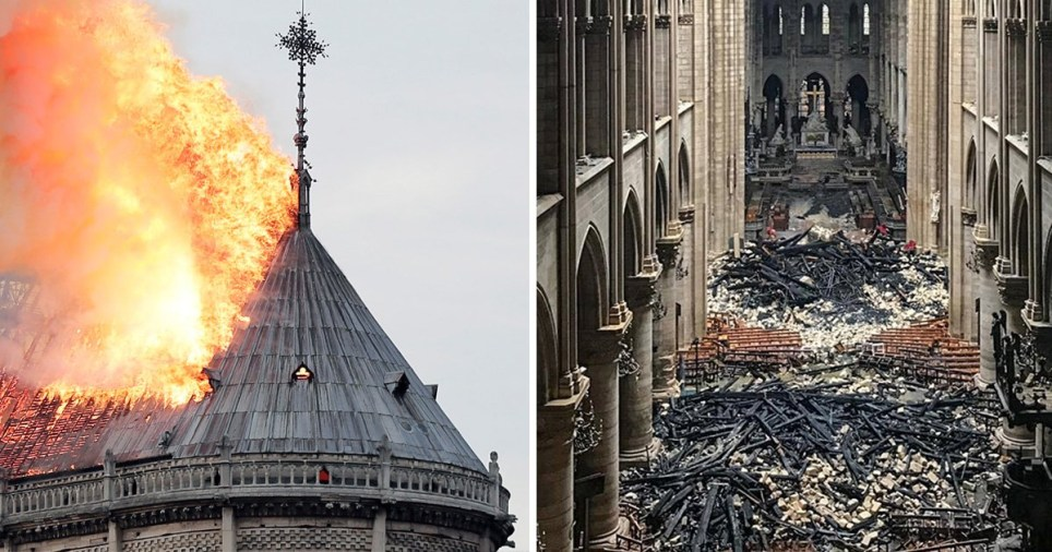 Notre Dame fire sensors may not have been working