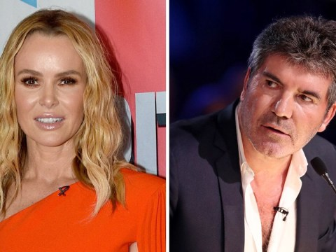 Britain's Got Talent's Amanda Holden lets slip Simon Cowell's address in awkward blunder