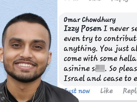 Uni BME officer tells Jewish student to 'be like Israel and cease to exist'