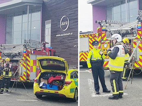 Children rushed to hospital due to 'chemical leak in swimming pool'