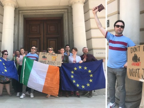 Campaigners urge UK and Irish MPs to respect Good Friday Agreement