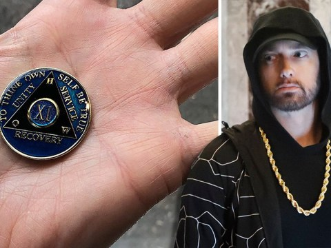 Eminem receives heaps of praise after celebrating 11 years of sobriety: 'Still not afraid'