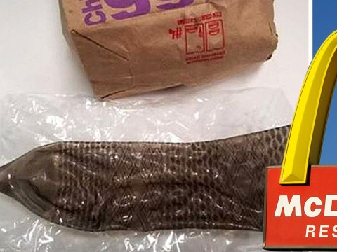 Girl, 2, STI tested after putting used condom found in McDonald's in her mouth
